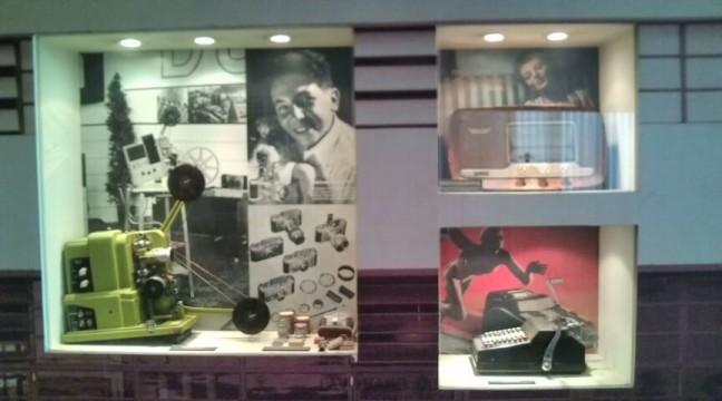 DUCATI社電機メーカー時代の展示品