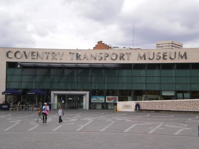 乗り物博物館
