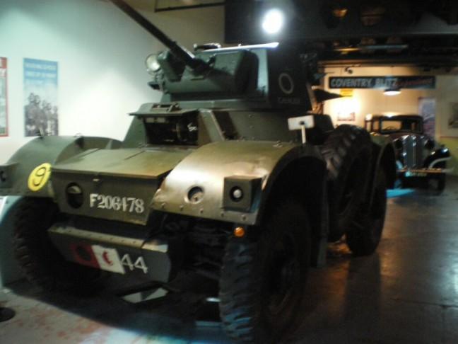 英国戦車部隊