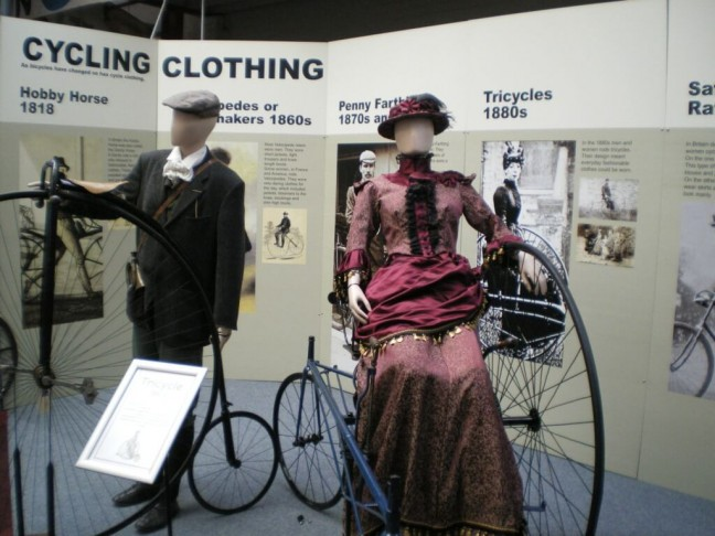 紳士・淑女の友、自転車♪