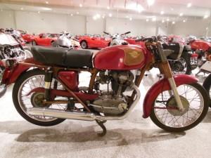 Ducati Silver Stone 175