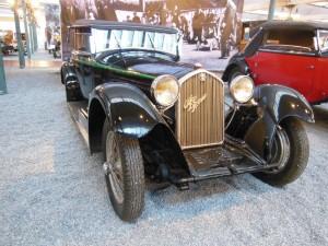アルファロメオ8Cカブリオレ <1932年式>