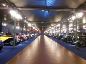 国立ミュールーズ自動車博物館 館内
