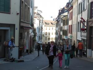 バーゼル・旧市街