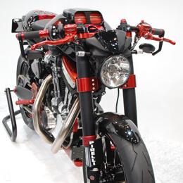 東京モーターサイクルショー 展示