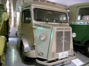 シトロエン Hトラック(1976年式)