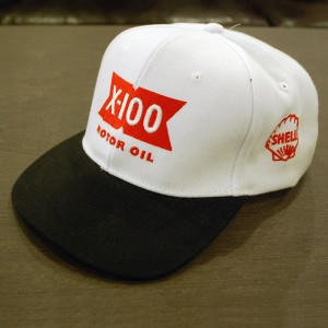 SHELL X100 Motor Oil Cap