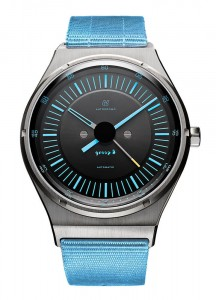 AUTODROMO - Group B Automatic - Blue x Silver