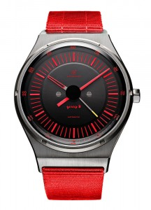 AUTODROMO - Group B Automatic - Red x Silver