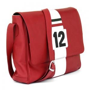 Messenger Bag - Ferarri Inspired Lauda 12