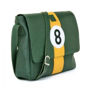 Messenger Bag - lotus 8