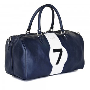 Monza Holdall - Stirling Moss 7 Monza weekend holdall