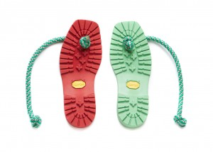 Vibram Pet Toy - Shoey Chewy