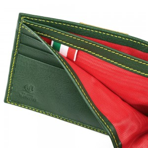 Wallet - no8 lotus lining