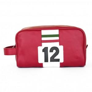 Wash Bag - red 12