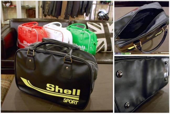 SHELL - Sport Holdall