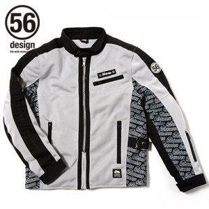 56design-rline-mesh-jacket-md-grey