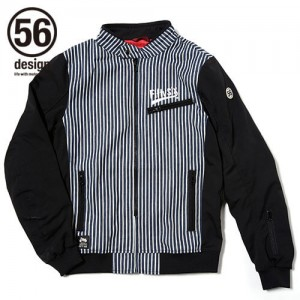 56design-rline-cotton-jacket-md-hickory