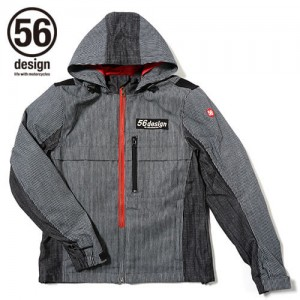 56design-sline-cotton-parka-md-hickory
