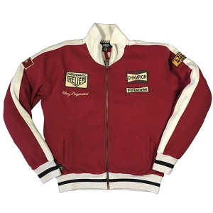 REGAZZONI-TRACK-JACKET-RED-MEN-front