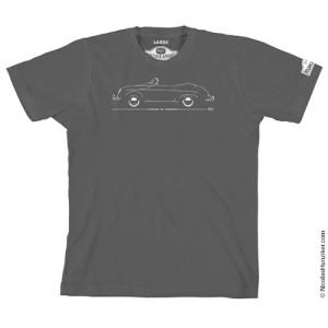hunziker-Porsche-356-Speedster-T-Shirt