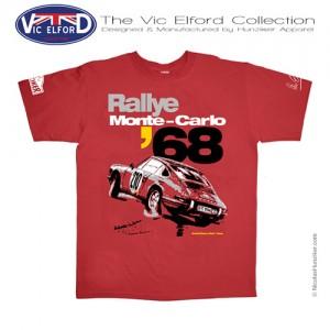 hunziker-Vic-Elford-Monte-Carlo-68-T-Shirt