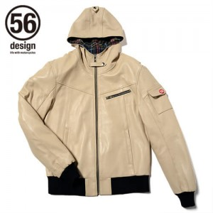56design_s_line_light_leather_parka_front