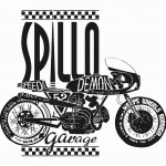 Spillo-bikelogo