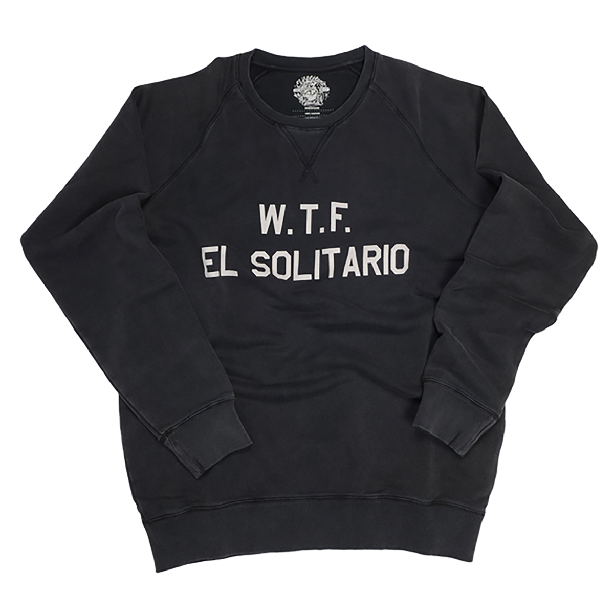 wtf-el-solitario-sweatshirt-black