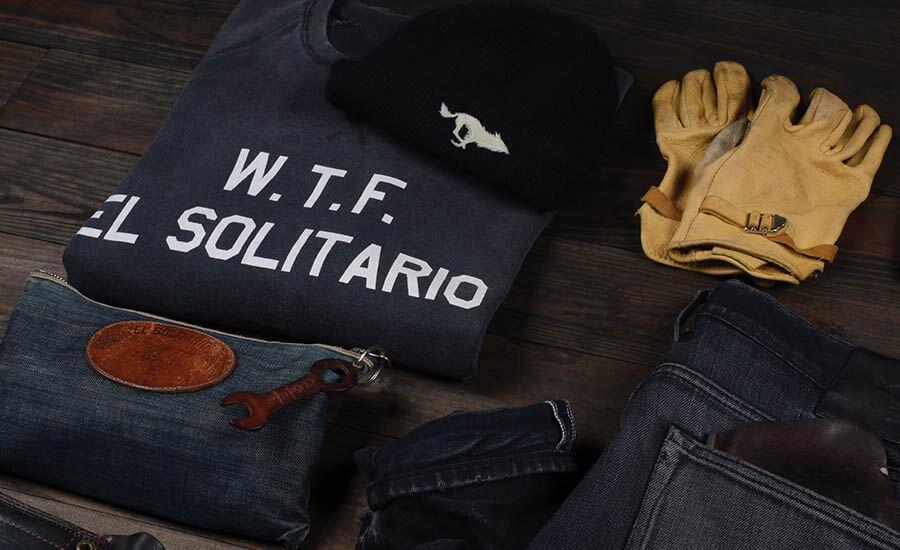 El Solitario - Brand