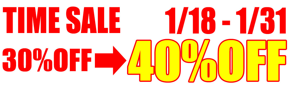 30-40%OFF