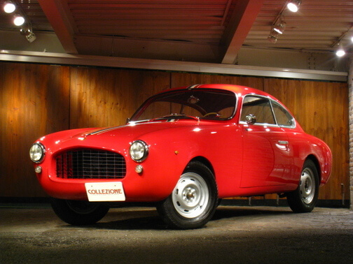 FIAT Frua coupe 1953年式