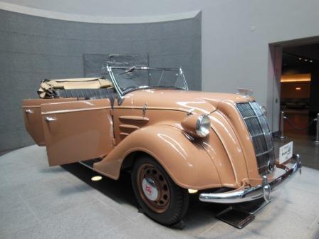 トヨタAB(1936年式)