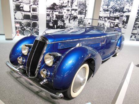ランチア アウストラティーポ233C(1936年式)