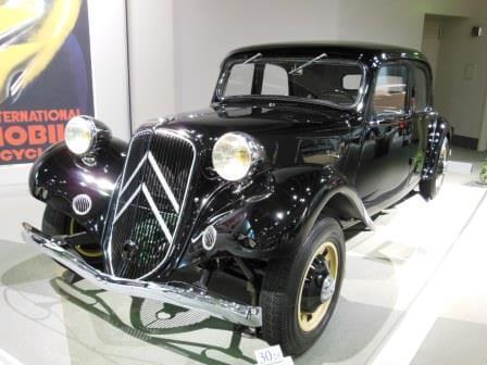 シトロエン11B(1937年式)
