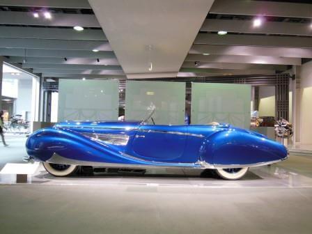 ドラージュ タイプD8-120(1939年式)