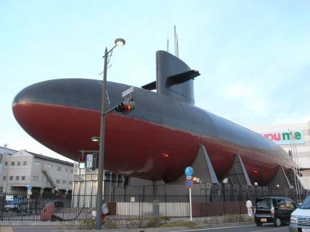 潜水艦「あきしお」