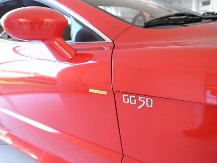 2005年に公開されたFerrari GG50