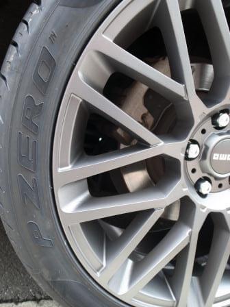 PirelliのフラッグシップモデルP-ZERO