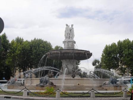 ロトンド大噴水